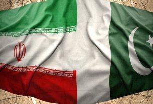 PAKISTAN AND IRAN