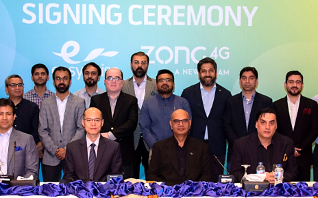 Easypaisa & Zong 4G Join Hands