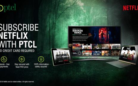 PTCL & Netflix