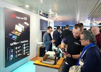 LG Partners With Swisscom