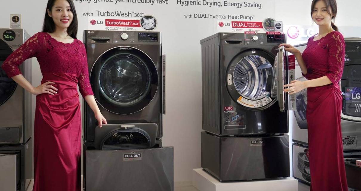 LG's Energy Efficient and High Performing Washing Machines - 01