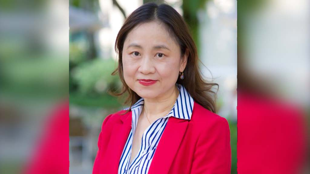 Xiaohong Yang, ADB Country Director in Pakistan