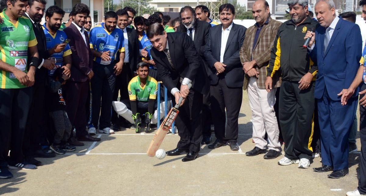 Law Students Cricket League