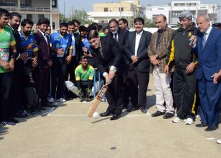 Law Students Cricket League