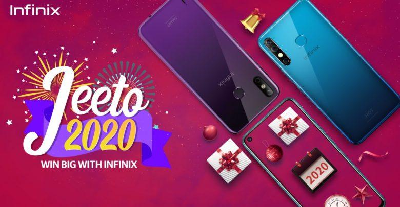 Infinix Jeeto 2020