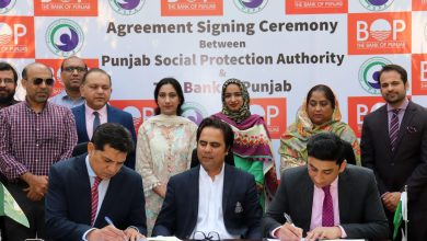 BOP & Punjab Social Protection Authority