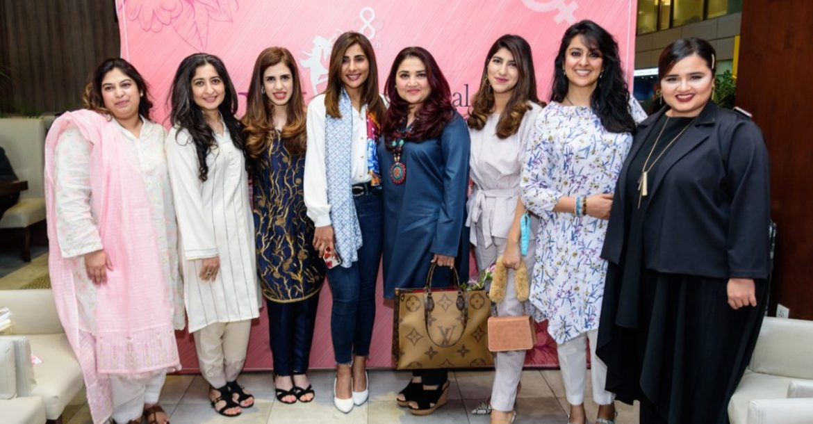 Dolmen Mall pays tribute