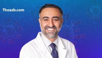 Dr. Faheem Younus: during coronavirus pandemic, leave denial, leaves panic.