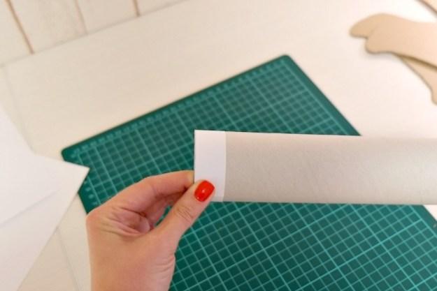 letter-3d-paper-strip