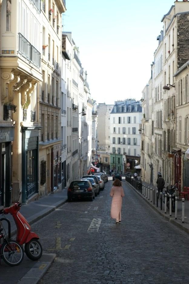 Прогулка по Монмартру