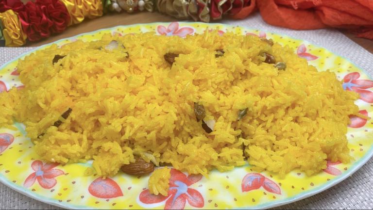 How To Make Sweet Rice Recipe | Yummy Zarda Recipe | How To Make Meethe Chawal Recipe | Pakistani Dessert Recipes | How To Make Zarda Rice Recipe | Zarda Pulao | How To Make Zarda Chawal | Pakistani Sweet Rice | How To Make Zarda Pulao Recipe | Orange Pulao | Ramadan Recipes | Iftar Recipes | Eid Recipes | Eid Food | Iftar Food |