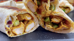 How To Make Chicken Wraps Recipe | How To Make Chicken Tortilla Wraps Recipe | How To Make Wraps | Easy Wraps Recipe | How To Make Tortilla Wraps | Homemade Wraps Recipe | Easy Chicken Wraps | Simple Wraps Recipe | Simple Chicken Wraps | Chicken Dinner Recipes |