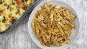 How To Make Chicken Pasta Bake Recipe | White Sauce Penne Pasta Recipe With Chicken | How To Make Creamy Pasta Recipe | White Sauce Pasta Recipe | How To Make Pasta | One Pot Pasta Dishes | Fusilli Pasta For Dinner Recipe | Cheese Pasta With Chicken For Dinner | Chicken Pasta Recipe | Simple Pasta Recipe | Cheesy Pasta | How To Make Pasta Bake | Easy Pasta Dishes | Chicken Pasta Dishes | Pasta Casserole | Quick Pasta Recipes | Best Pasta Dishes | How To Make Cheese Pasta Recipe | How To Make Penne Pasta Bake | Cheese Pasta Bake | Easy Pasta | Spicy Chicken Pasta | Creamy Chicken Pasta Bake | One Pot Chicken Pasta | Creamy Pasta Bake | Pasta Casserole Recipe | Fusilli Pasta Recipes | One Pan Pasta | How To Make Pasta Recipe | Chicken Cheese Pasta | White Sauce Pasta Bake | Quick Pasta With Sauce |