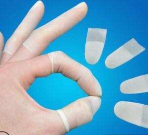 Finger Cots Gloves