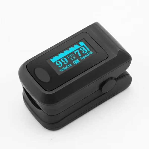 Finger Pulse Oximeter LED Display,Portable Pulse Oximetry Household Health Monitors