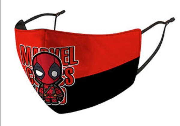 Reusable Washable Face Mask - Marvell Lovers-6366-70