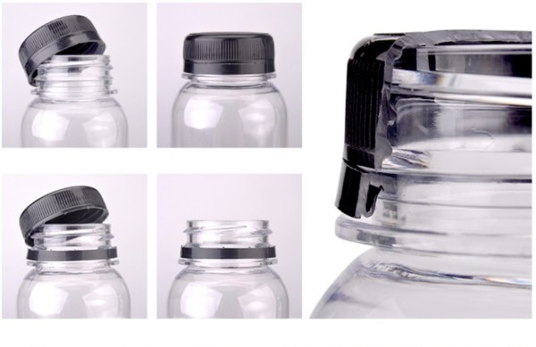 Water Bottle Plastic PET-350ML