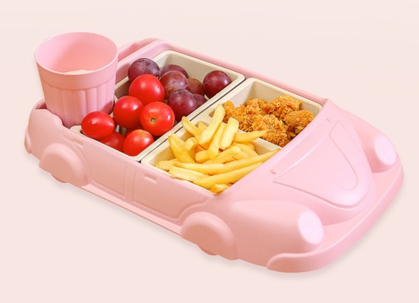 Children Kids Car Plate Set