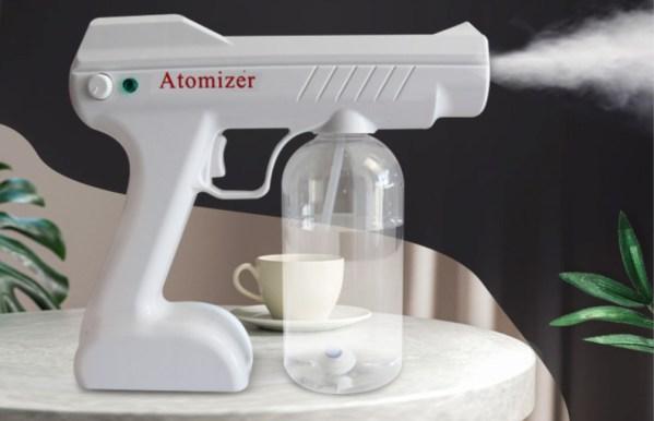 Sterilization Gun Machine Fog