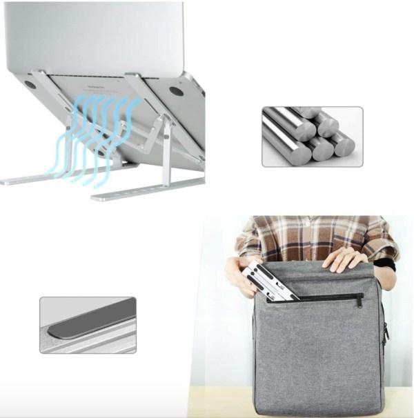 Laptop Desk Stand-AL350