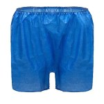 Mens Sauna SPA Pants Underwear - Non-Woven