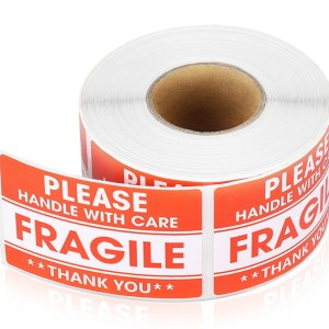 Fragile Sticker Main