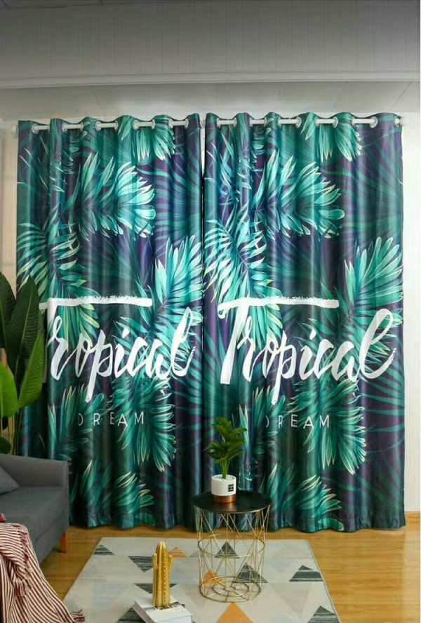 Custom Design/Custom Size Curtain - Bridal Satin Fabric