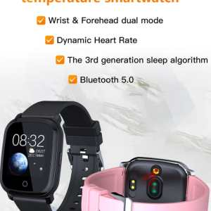 Temperature Smart Watch