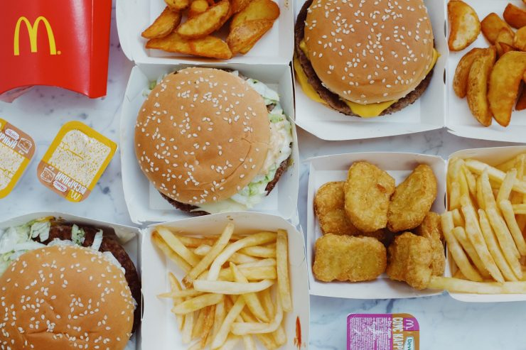 Processed foods and disease