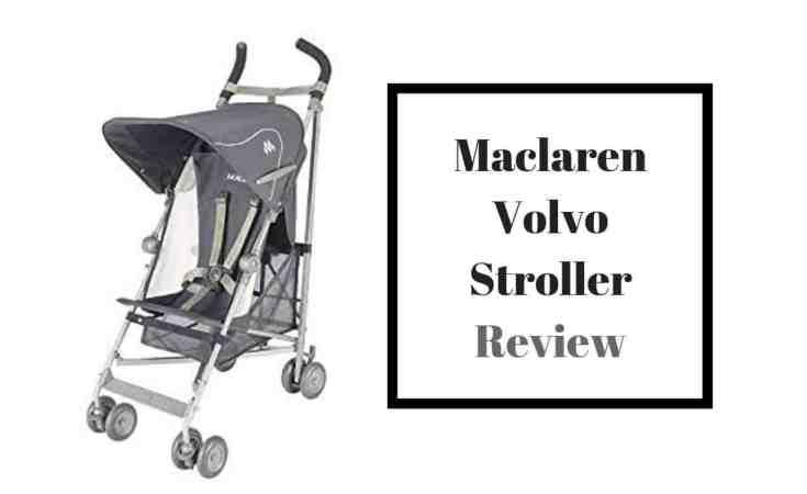 Maclaren Volvo Stroller