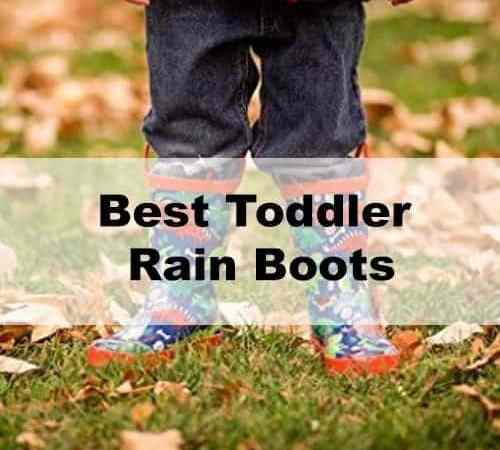 921a347e44f7 The Top 5 Best Toddler Rain Boots for Splashing in Muddy Puddles ...