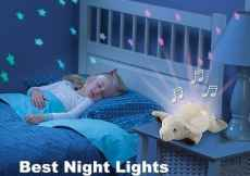 The top 5 best night lights for baby