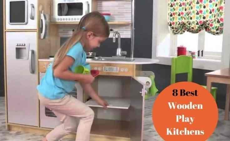 8 Best Wooden Play Kitchens