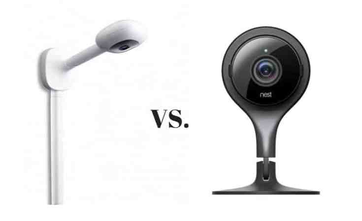 Nanit Smart Baby Monitor vs. Nest Camera