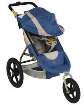 Kelty Single and Double Jogging Stroller