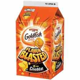 Pepperidge Farm Goldfish Flavor Blasted Xtreme Cheddar Crackers