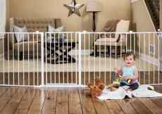 retractable baby gates