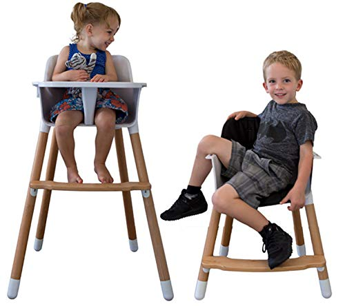 The Best Wooden High Chairs Your Toddler Deserves The