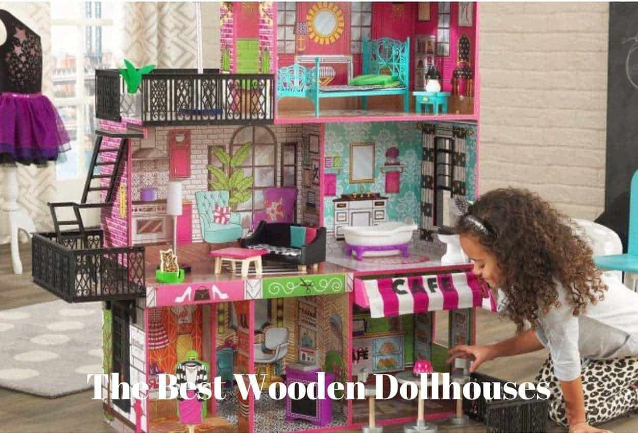 Best Wooden Dollhouses For Natural Playtime The Baby Swag