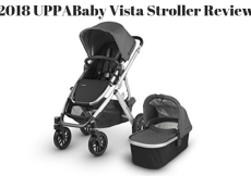 2018 UPPABaby Vista Stroller Review