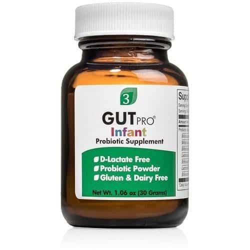 GutPRO Infant Probiotic Supplement