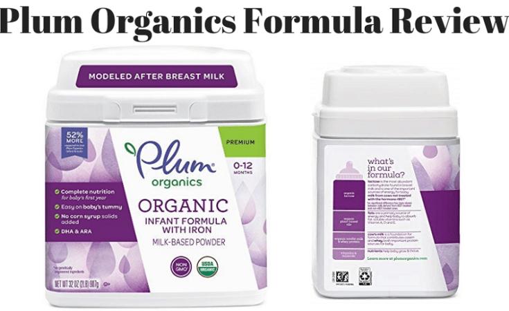 Plum Organics Formula Review 1