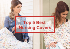 Top 5 Best Nursing Covers