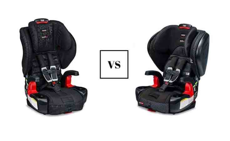 britax frontier vs pinnacle