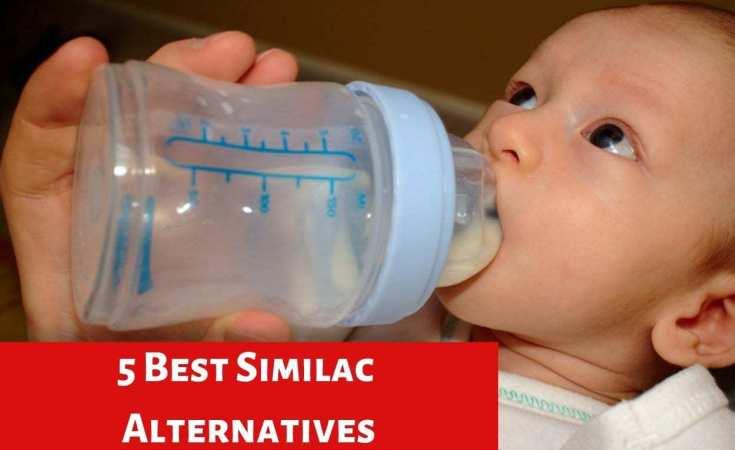 5 Best Similac Alternatives