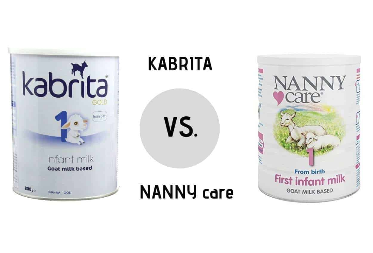 Kabrita vs Nanny Care Formula – Which is Best? - The Baby Swag