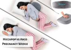 Hiccapop vs Abco Pregnancy Wedge