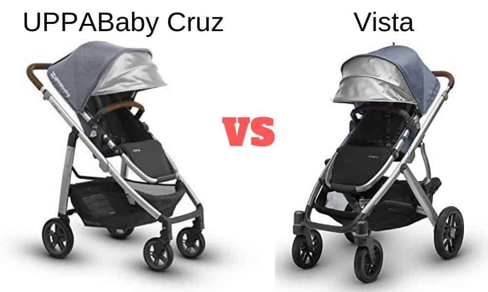 UPPAbaby Cruz vs Vista Apr 2020: What is the Difference ...