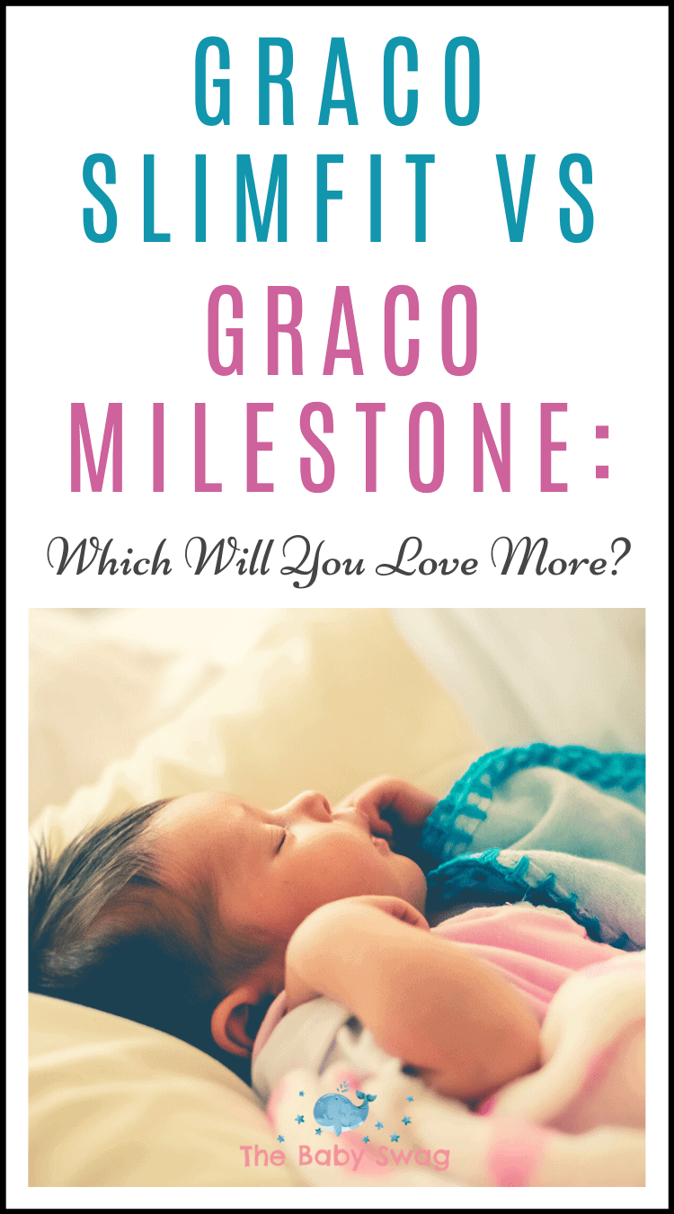 Graco Slimfit vs Graco Milestone: Which Will You Love More?