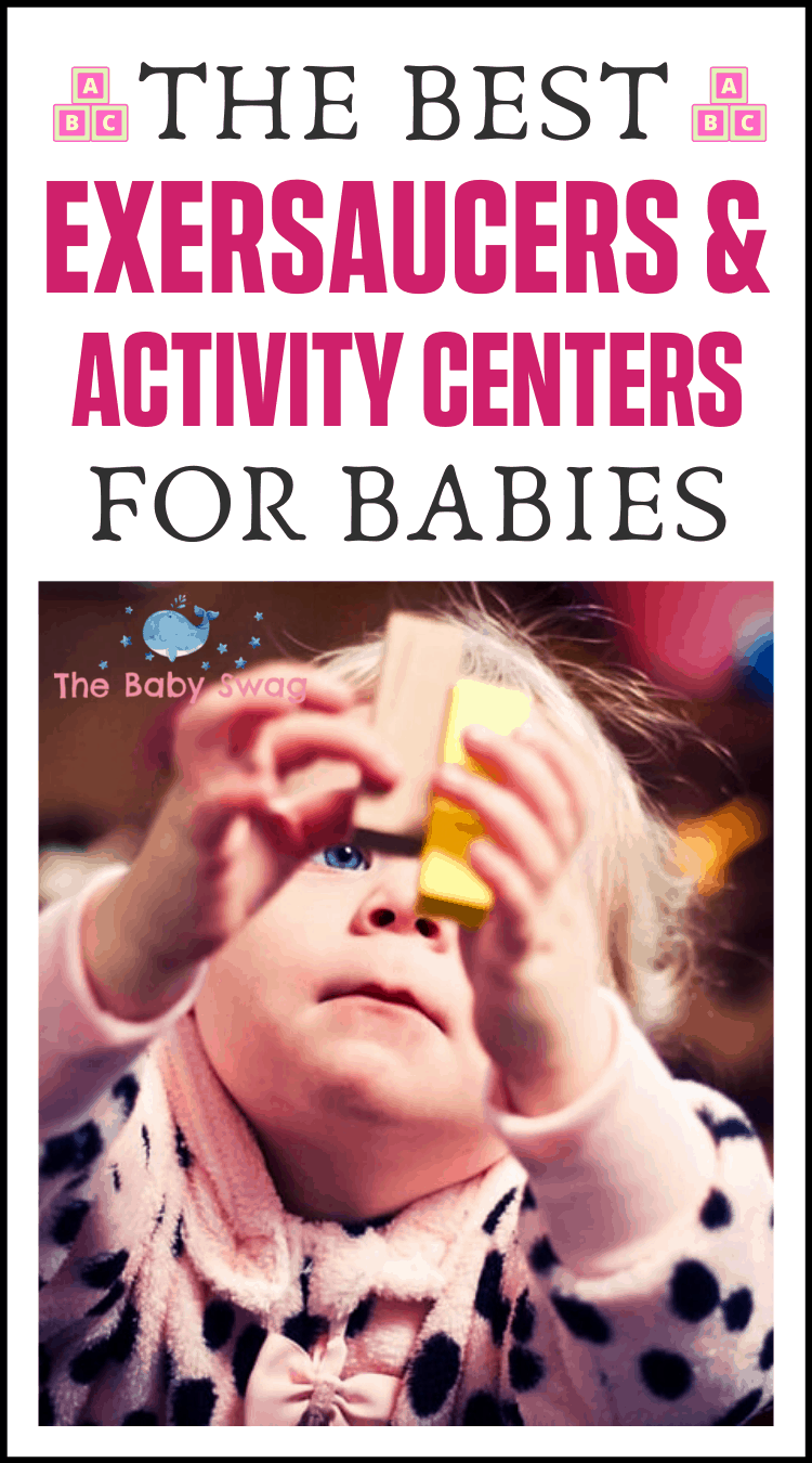 The Best Exersaucers & Activity Centers For Babies